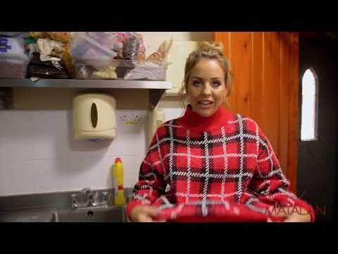 matalan.co.uk & Matalan Discount Code video: Lydia Bright's Backstage Secrets: How to stay cool!