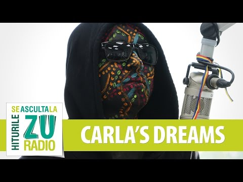 Carla's Dreams - Imperfect (Live la Radio ZU)