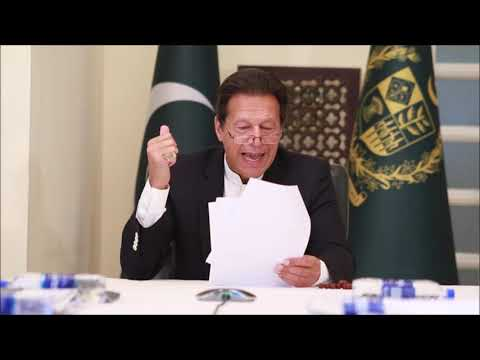 Prime Minister Imran Khan Virtual address at the 14th ECO Summit