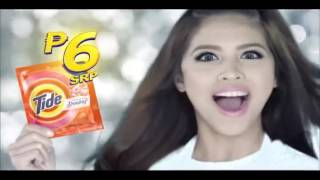 Alden & Maine for Tide 6 TVC - AlDub Commercial