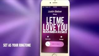 LET ME LOVE YOU (marimba remix)