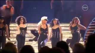 Christina Aguilera - Candyman Live