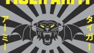 Tiger Army- Through the Darkness (with Lyrics)