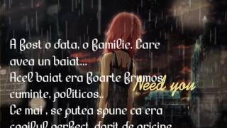 F.Charm Feat. Elena Gheorghe - Mama *anime, poveste adevărată*