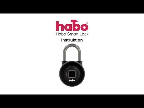 Habo Smart Lock installation