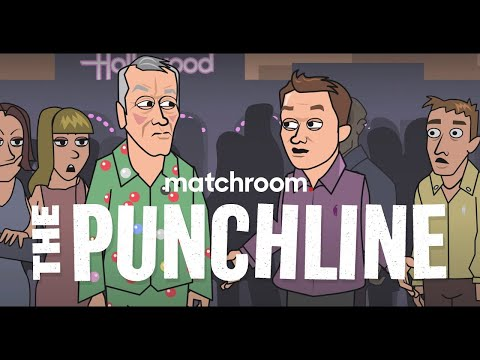 Teaser: Eddie Hearn joins Tom Davis for The Punchline Podcast ep 1 3
