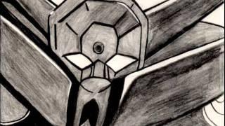ゲッターロボ&ゲッタードラゴン&真ゲッターを描いてみました。