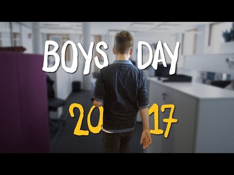Boys Day 2017 | AIFS Deutschland
