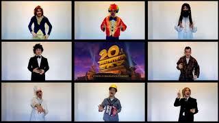 20th Century Fox Intro A Cappella (Nacho Iribarne)