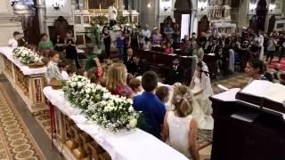 Matrimonio Lorena e Yari - La vostra gioia sia piena