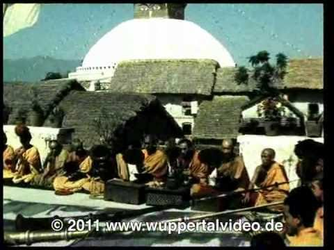 Mönche im Exil