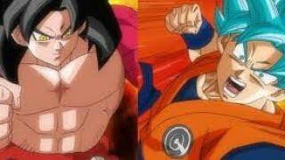 Dragon Ball Heroes |AMV| - Monster