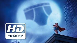 As Aventuras do Capitão Cueca - O Filme   Trailer Oficial   Dublado HD