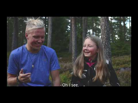 Ellen 11 år inspirerar till att övervinna utmaningar!