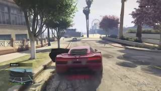 GTA 5 Pull up hop out Trailer