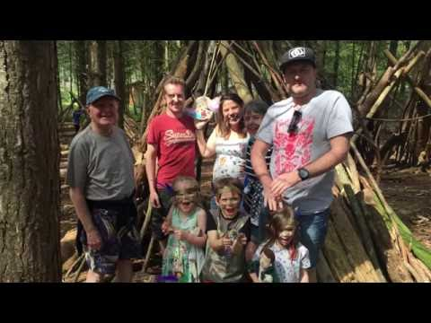 24 Hours With 2 Kids at Center Parcs | 'How To Be A Dad'