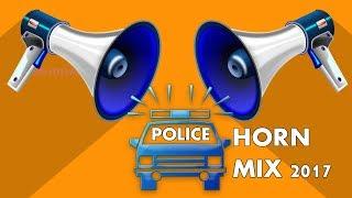 Siren TRANCE (POLICE HORN MIX 📣) 2017 | Dj Dhan Music