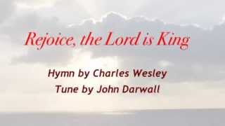 Rejoice, the Lord Is King (United Methodist Hymnal #715)