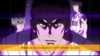 黒子のバスケ「Kuroko no Basuke」Season 2 Ending 2 HD