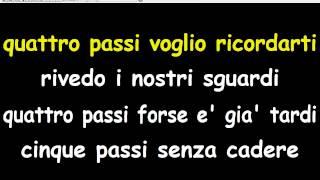 Mille passi - Chiara Galiazzo ft. Fiorella Mannoia