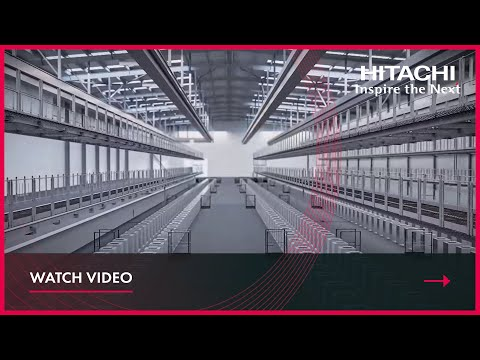 Visualisation of Doncaster Carr Train Maintenance Centre