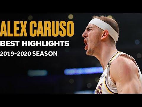 Best Of Alex Caruso 2019-2020 Season   Highlight Mix