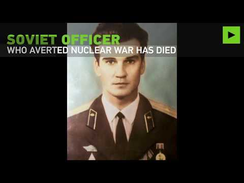 'I was just doing my job': Soviet officer who averted nuclear war dies