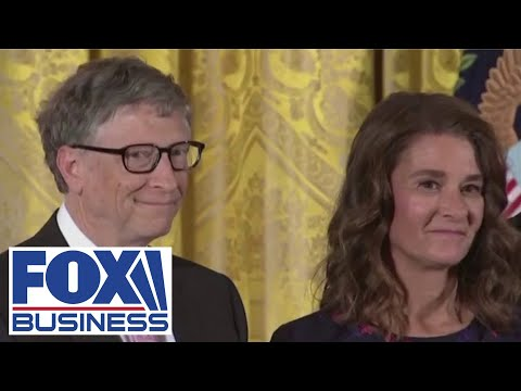 Bill and Melinda Gates split after 27 years: foundation will be left unscathed