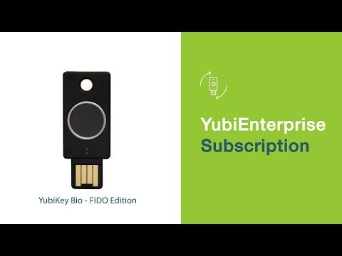 YubiEnterprise Subscription