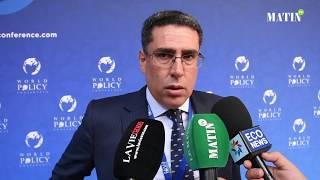 #World_Policy_Conference: Déclaration de Karim El Aynaoui