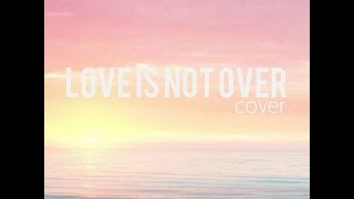 방탄소년단 (BTS) - Outro: Love Is Not Over (cover)