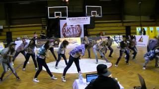 Hip Hop Dance Formation, RnB Dance Team (Tánciskola) Debrecen