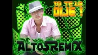 Yo Te Lo DiJe AcaPeLLA Mix   J Balvin  AltoSRemiX ®    YouTube