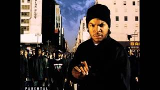 Ice Cube  Amerikkka's most wanted Track 5#