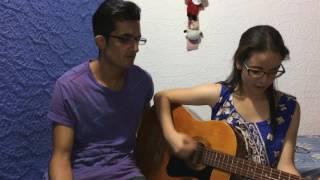 Melendi- Destino o casualidad Ft. HaAsh (cover Leonel Rey & Grisell Tello)