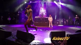 Rich Homie Quan Preforms live Part 2 at Dope Music Festival 2