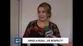 Angela Rusu la Zilele Municipiului Pascani 2016 - BitTV Pascani