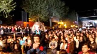 Mónica Sintra ao vivo em Vizela