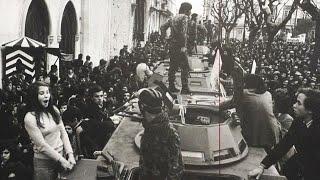 Portugal : il y a 42 ans, la révolution des oeillets
