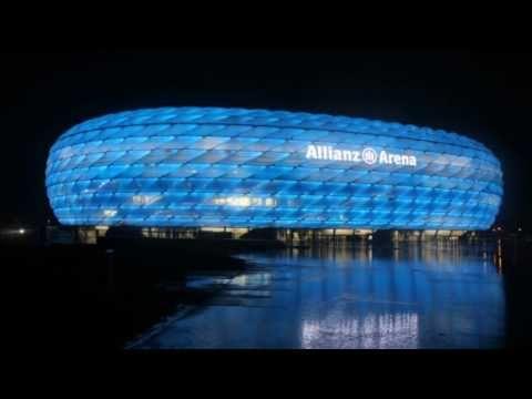 World's Most Amazing Stadiums
