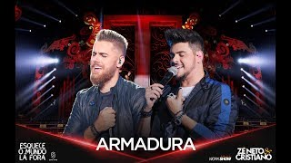 Zé Neto e Cristiano - ARMADURA - #EsqueceOMundoLaFora