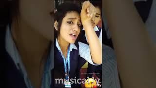 Priya prakash new breakup video song 2018 Oru adaar love full movie an omar lulu ALIA BHATT DUB width=