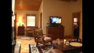 Rippling Water Retreat - Blue Ridge Mountain Rentals