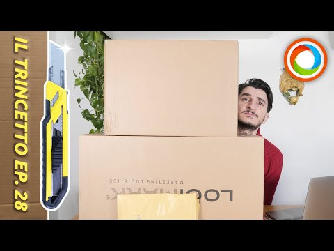Trincetto EP. 28: Unboxing di pacchi GIG …