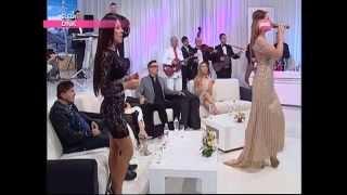 Katarina Zivkovic - Kleo se,kleo - ( LIVE ) - ( Vece sa Leom Kis,Tv Pink 09.02.'15 )