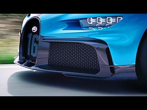 Bugatti Chiron Pur Sport (2021) Design, Interior, Driving