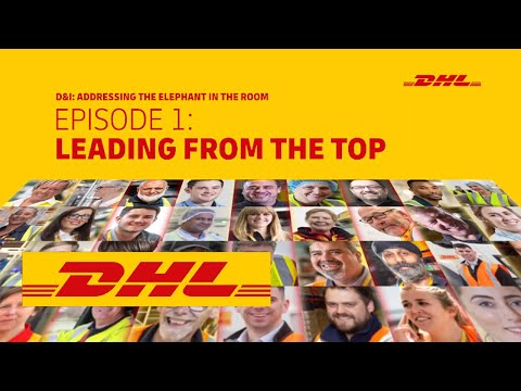 Diversity Inclusion and DHL: addressing the elephant in the room