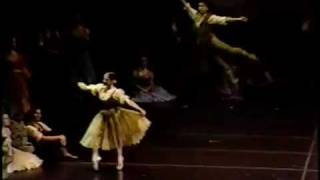 Andre Reyes SWAN LAKE double cabriole