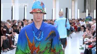 VALENTINO Spring Summer 2020 Menswear Paris - Fashion Channel
