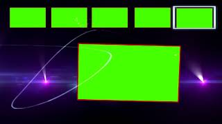 Green Screen Intro template [and Text]  قالب تفريغ شاشة خضراء جاهز للمونتاج